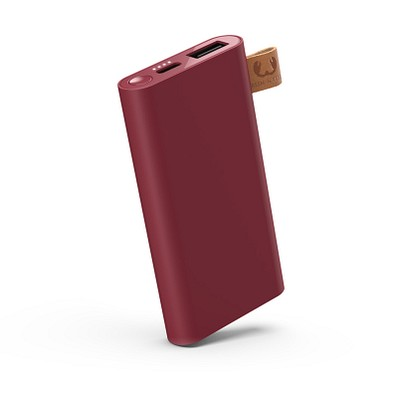 Fresh´n Rebel Powerbank, 3.000 mAh, Ruby Red