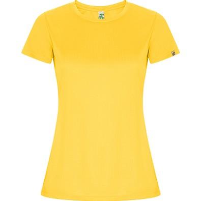Funktions T-Shirt Imola Damen, gelb, L