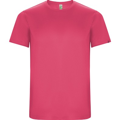 Funktions T-Shirt Imola Herren, fluor pink, 2XL