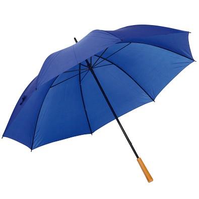 Golfschirm Raindrops, blau