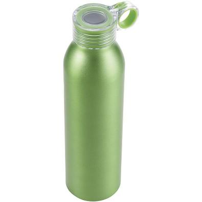 Grom Aluminium Sportflasche, 650 ml, limone