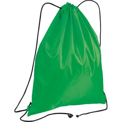 Gym-Bag aus Polyester, grün