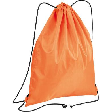 Gym-Bag aus Polyester, orange