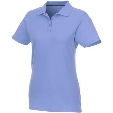 ELEVATE Damen Poloshirt Helios, hellblau, L