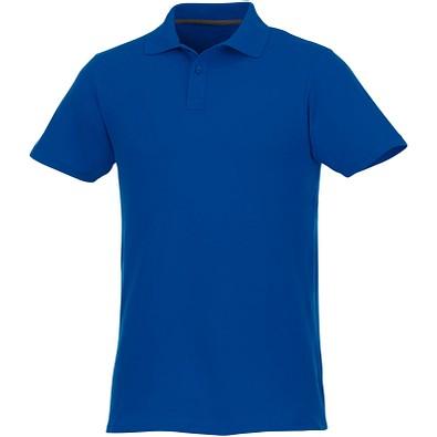 ELEVATE Herren Poloshirt Helios, blau, XS