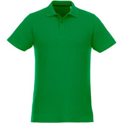 ELEVATE Herren Poloshirt Helios, Fern green, XS