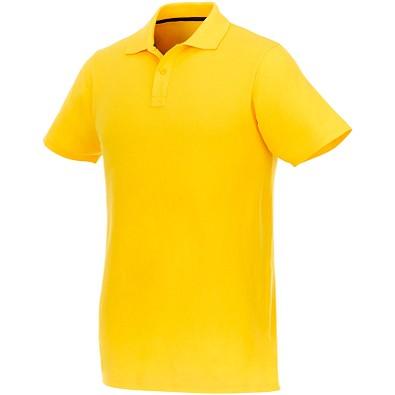 ELEVATE Herren Poloshirt Helios, gelb, L