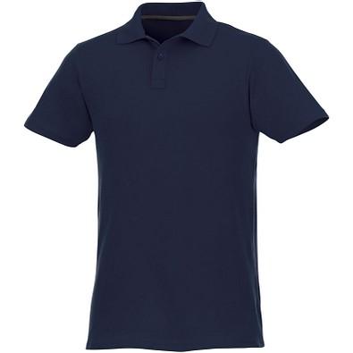 ELEVATE Herren Poloshirt Helios, dunkelblau, XS