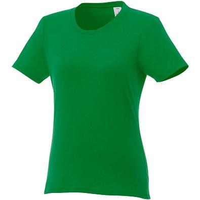 ELEVATE Damen T-Shirt Heros, Fern green, XL