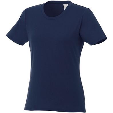 ELEVATE Damen T-Shirt Heros, dunkelblau, S