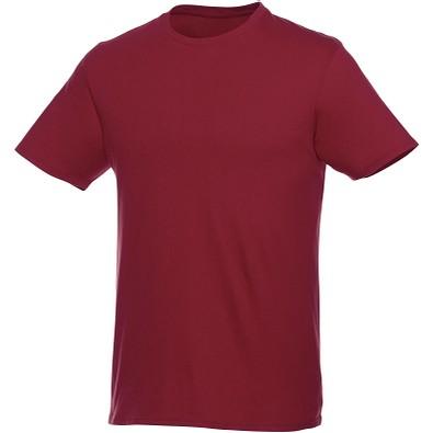 ELEVATE Herren T-Shirt Heros, bordeaux, XS