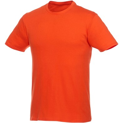 ELEVATE Herren T-Shirt Heros, orange, XS