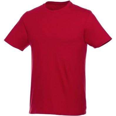 ELEVATE Herren T-Shirt Heros, rot, XS