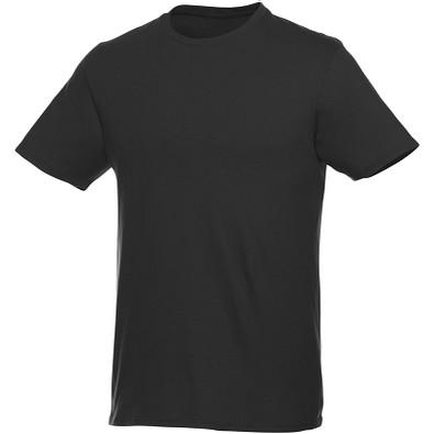 ELEVATE Herren T-Shirt Heros, Schwarz, XXXXXL