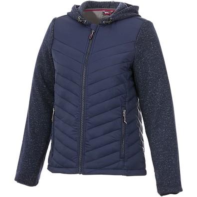 Slazenger™ Damen Kombinationsjacke Hutch, dunkelblau, XL