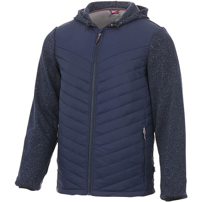 Slazenger™ Herren Kombinationsjacke Hutch, dunkelblau, XL