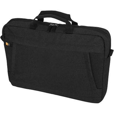 """Huxton 15,6"""" Laptop- Tablet-Konferenztasche, schwarz"""