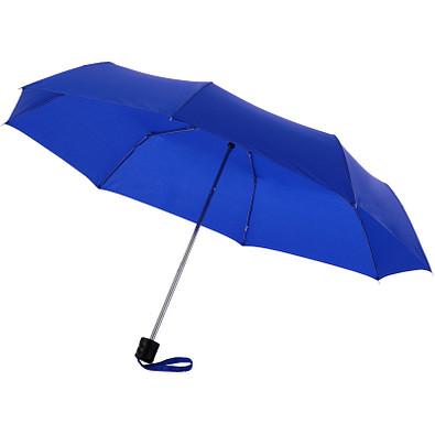 """Ida 21,5"""" Kompaktregenschirm, royalblau"""