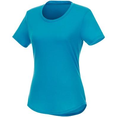 ELEVATE Damen T-Shirt Jade aus recyceltem Material, blau, M