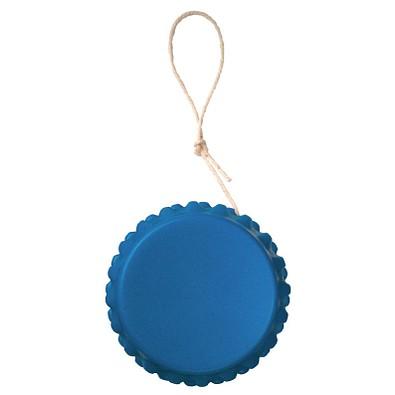 Jo-Jo Kronkorken, standard-blau PP