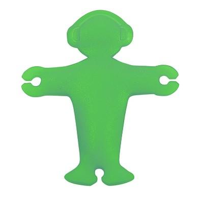 Kabelhalter Deejay, trend-grün PP