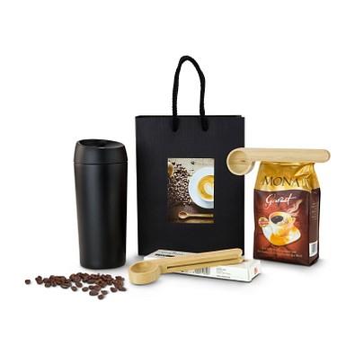 ROMINOX® Kaffee Set Deluxe, schwarz