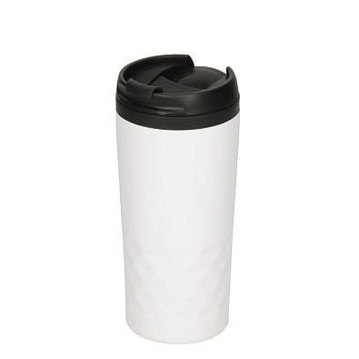 """Kaffeebecher """"Vienna"""", weiß"""