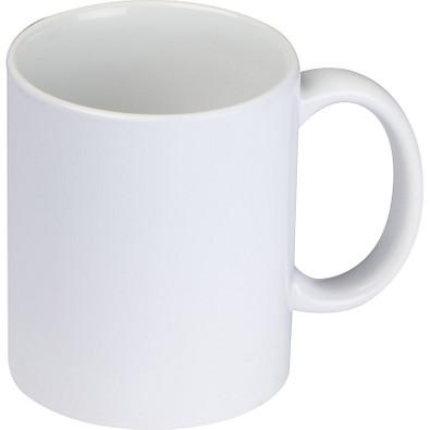 Kaffeetasse aus Keramik, 300 ml, weiss