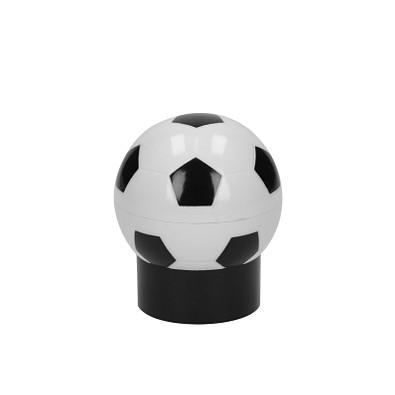 """Kapselheber """"Football"""", schwarz/weiß"""