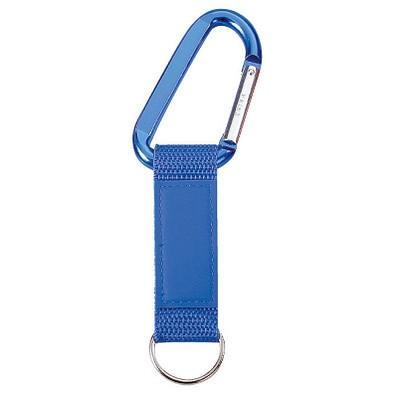 METMAXX® Karabinerhaken Image Click, blau