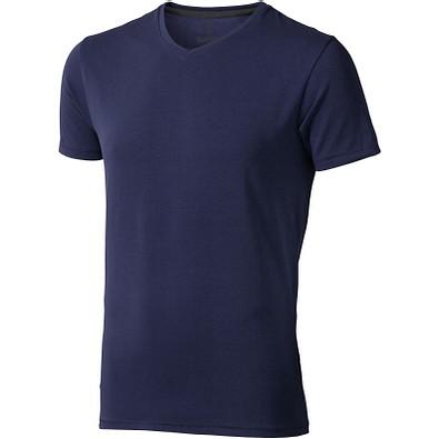 ELEVATE Herren Öko T-Shirt Kawartha, dunkelblau, S
