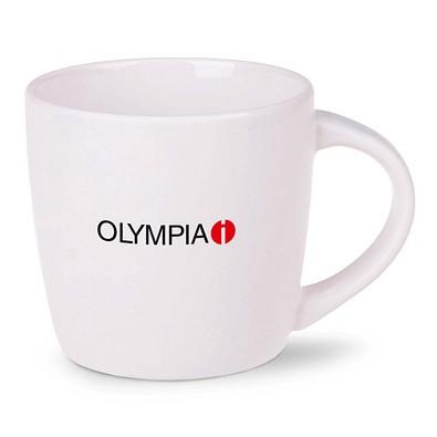 Keramiktasse Handy Pure, 300 ml, matt weiß/weiß