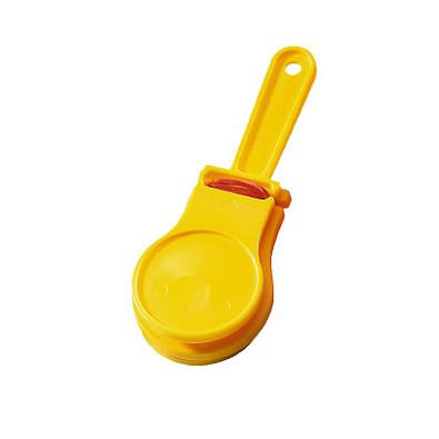 Klapper Go!, standard-gelb