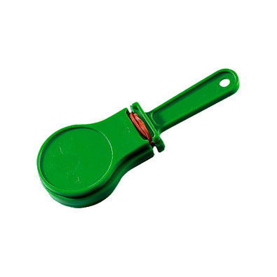 Klapper Go!, standard-grün