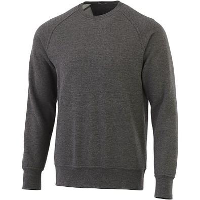 ELEVATE Unisex Pullover Kruger, kohle, XL