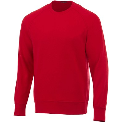 ELEVATE Unisex Pullover Kruger, rot, XS