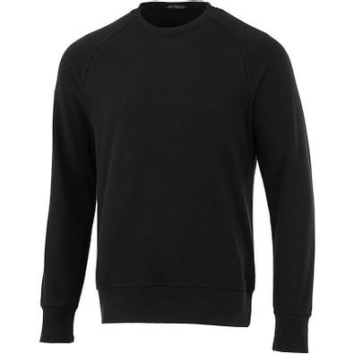 ELEVATE Unisex Pullover Kruger, schwarz, XL