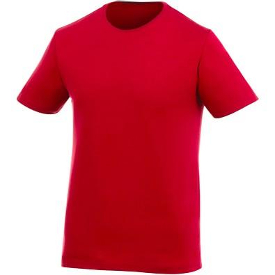 ELEVATE Unisex T-Shirt Finney, rot, XXL