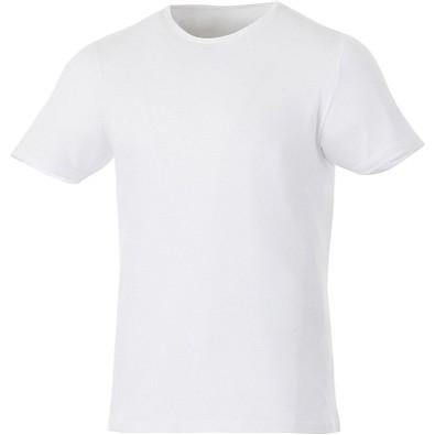 ELEVATE Unisex T-Shirt Finney, weiß, S