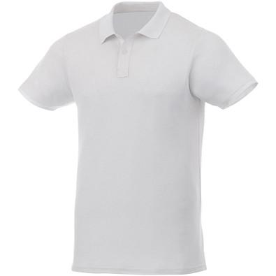 ELEVATE Herren Poloshirt Liberty, weiß, XL