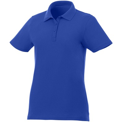 ELEVATE Damen Poloshirt Liberty, blau, S