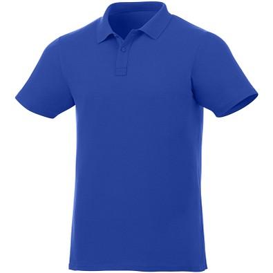 ELEVATE Herren Poloshirt Liberty, blau, M
