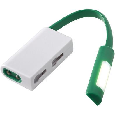 Libra Karabiner Combo Licht, grün
