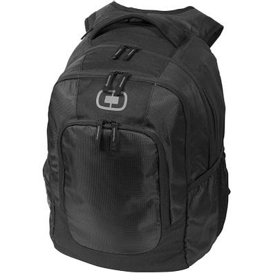 """Logan 15,6"""" Laptop-Rucksack, schwarz"""