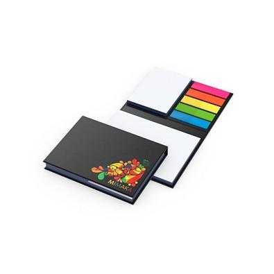 geiger notes Haftnotiz-Set London White mit Bestseller, Farbschnitt blau