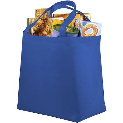 Maryville Non Woven Einkaufstasche, blau