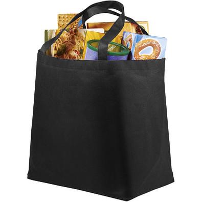 Maryville Non Woven Einkaufstasche, schwarz