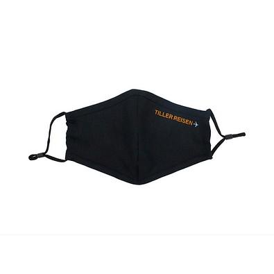 Stoffmaske MagMask Cotton, schwarz