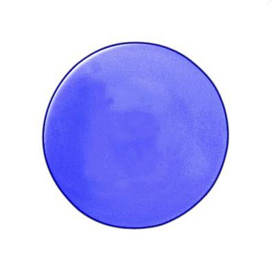 Maßkrug- und Glasabdeckung, standard-blau PP