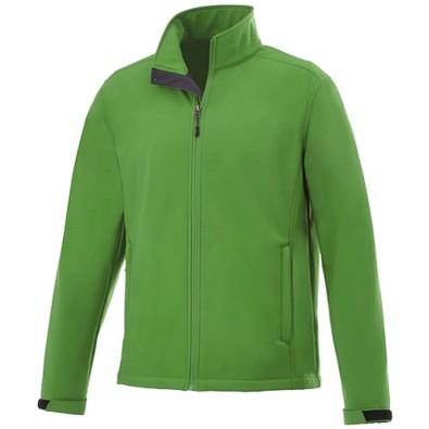 ELEVATE Herren Softshell Jacke Maxson, Fern green, M